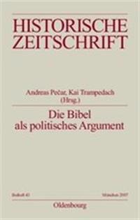 Die Bibel Als Politisches Argument