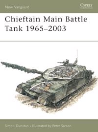 Chieftain Main Battle Tank 1965-2003