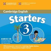 CYLE Starters 3 CD audio