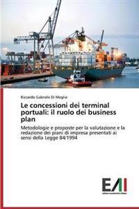 Le Concessioni Dei Terminal Portuali: Il