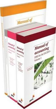 Manual of Accounting IFRS for the UK 2015 Pack