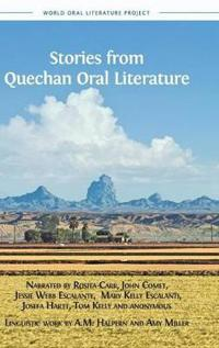 Stories from Quechan Oral Literature