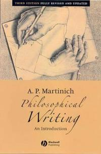 Philosophical Writing 3e