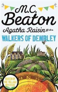Agatha raisin and the walkers of dembley