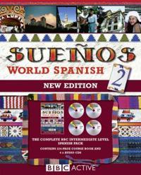 Suenos World Spanish 2: language pack with cds