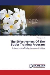 The Effectiveness of the Butler Training Program