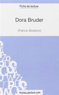 Fiche de lecture : Dora Bruder de Patrick Modiano