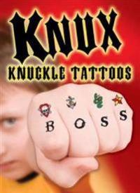 Knuckle Tattoos for Boys