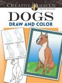 Dogs Draw and Color
