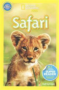 Safari (1 Paperback/1 CD)