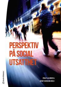 Perspektiv på social utsatthet