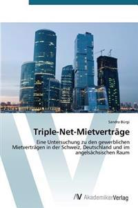 Triple-Net-Mietvertrage