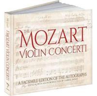 The Mozart Violin Concerti