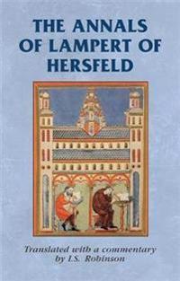 The Annals of Lampert of Hersfeld