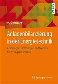 Anlagenbilanzierung in Der Energietechnik