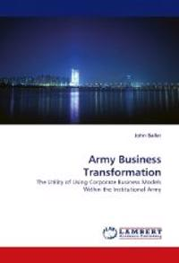 Army Business Transformation