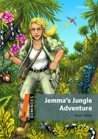 Dominoes: Two: Jemma's Jungle Adventure