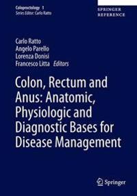 Colon, Rectum and Anus