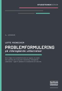 Problemformulering på videregående uddannelser