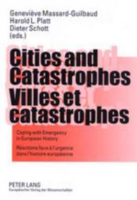 Cities and Catastrophes Villes Et Catastrophes