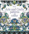 ArtsCrafts Patterns to Colour