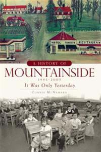 A History of Mountainside, 1945-2007: It Was Only Yesterday