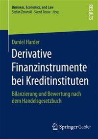 Derivative Finanzinstrumente Bei Kreditinstituten
