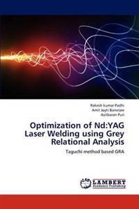 Optimization of ND