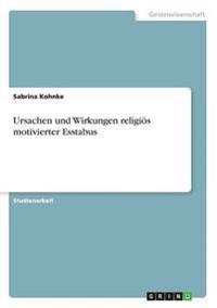 Ursachen Und Wirkungen Religios Motivierter Esstabus