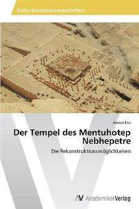 Der Tempel Des Mentuhotep Nebhepetre