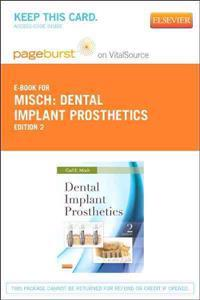 Dental Implant Prosthetics Pageburst on VitalSource Access Code