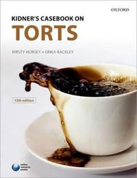 Kidner's Casebook on Torts