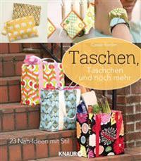 Taschen, Täschchen und noch mehr