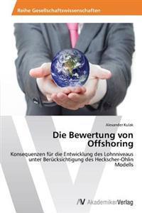 Die Bewertung Von Offshoring