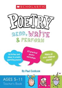 Poetry teachers book (ages 5-11)