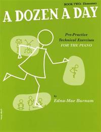 Dozen a day book two - elementary