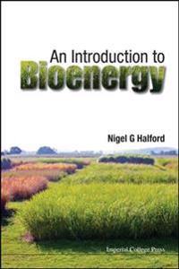 Introduction To Bioenergy, An