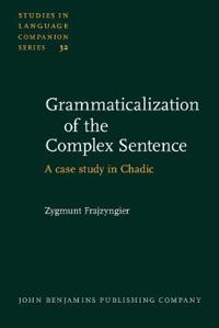 Grammaticalization of the complex sentence - a case study in chadic
