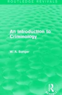 An Introduction to Criminology