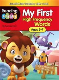 Reading Eggs: My First High Frequency Words