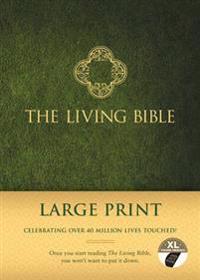 Living Bible-TLB-Large Print