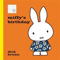 Miffys birthday 60th anniversary edition