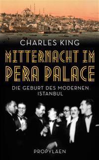 Mitternacht im Pera Palace
