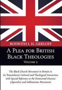 A Plea for British Black Theologies