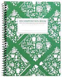Patch Work Coilbound Decomposition Ruled Book