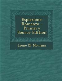 Espiazione: Romanzo - Primary Source Edition