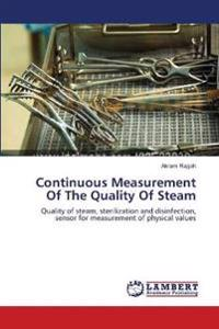 Continuous Measurement of the Quality of Steam