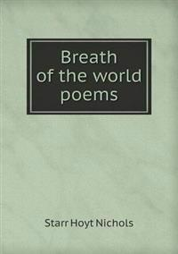Breath of the World Poems
