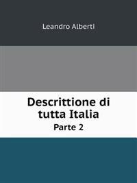 Descrittione Di Tutta Italia Parte 2