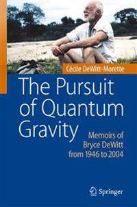 The Pursuit of Quantum Gravity
